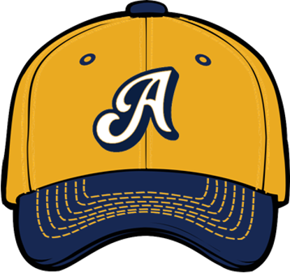 Picture of Cap - Two Tone Player Cap
