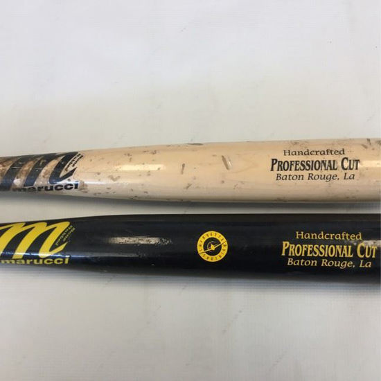 Picture of Game-Used Broken Bat
