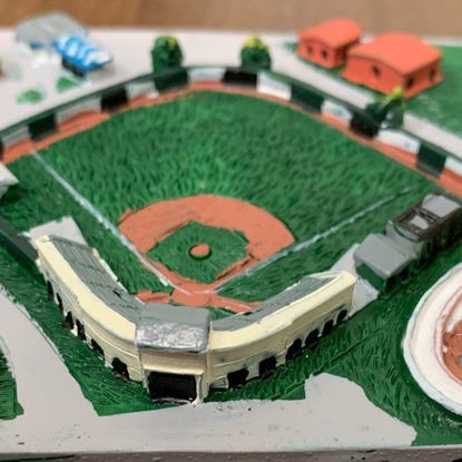 Picture of Loeb Stadium Replica