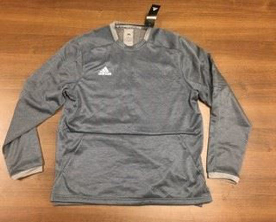 Picture of Adidas Coaches BP Top - Grey