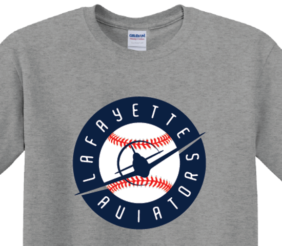Picture of Youth - Flying Baseball Design