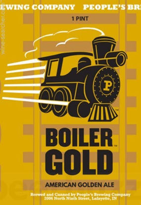Picture of Boiler Gold DRAFT