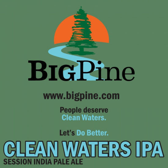 Picture of Cleanwater's IPA DRAFT