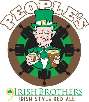 Picture of 9 Irish Brother's Red Ale DRAFT