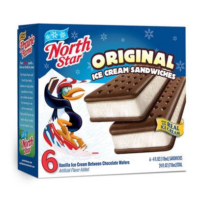 Picture of Prairie Farms Ice Cream Sandwiches
