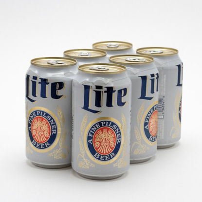 Picture of Miller Lite 6-pack