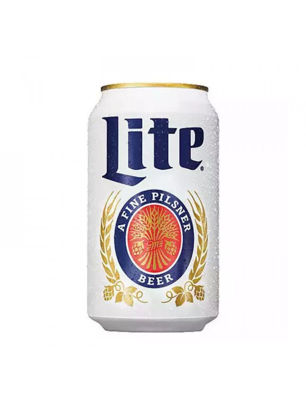 Picture of BEER Miller Lite CAN