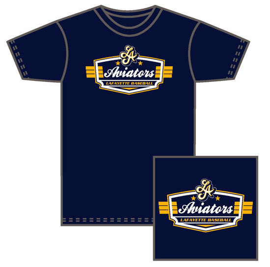 Picture of Marquee Design - Navy