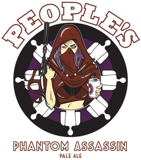 Picture of Phantom Assassin IPA CAN